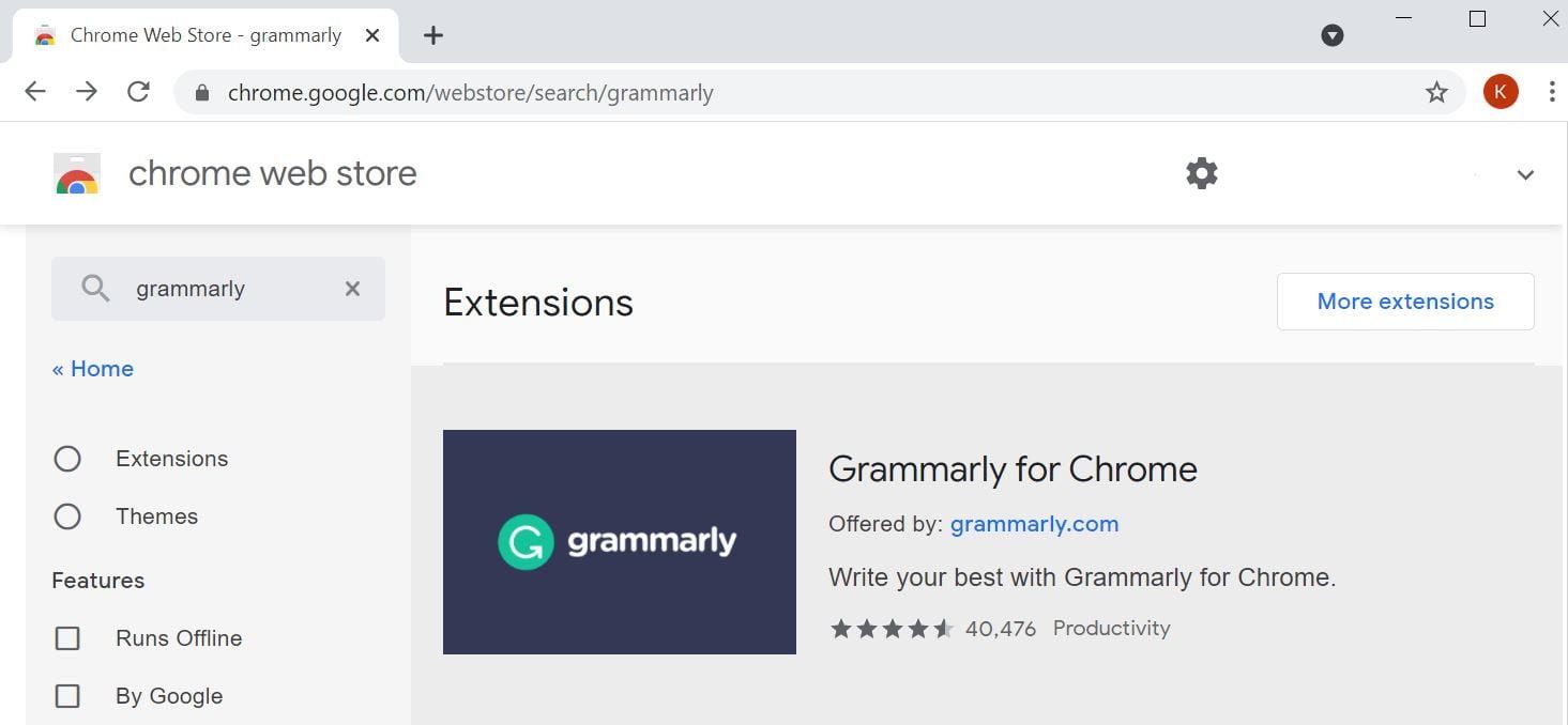 Grammarly 1